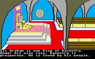 KING'S QUEST II : ROMANCING THE THRONE [STX] image